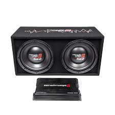 hedbk bass kit systems subwoofers mobile audio products cerwin vega bkx212v