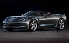 2014 Chevrolet Corvette Stingray Convertible Revealed Before Geneva Debut Corvette Stingray 2014 Corvette Stingray Corvette Convertible