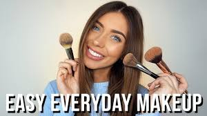 makeup for beginners everyday makeup tutorial step by step danielle mansutti