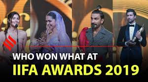 Who won what at IIFA Awards 2019 | Winners of IIFA 2019 | #IIFA20 ...