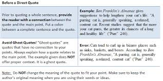 How To Quote In Mla Awesome How Do I Integrate Sources In MLA Formatting CWI