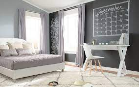 bedroom paint accent wall ideas