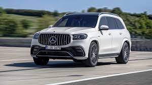 Explore vehicle features, design, information, and more ahead of the release. 2021 Mercedes Amg Gls 63 Specs Photos Options And Technology From The La Auto Show