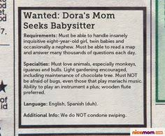 Baby Sitters Wanted Babysitter Available Ads Major Magdalene Project Org