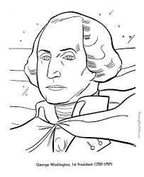 Small Picture George Washington Coloring pages Free and Printable