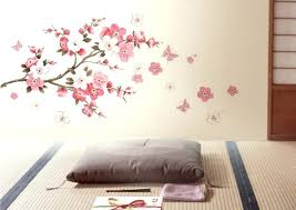 wall decals for bedroom removable flower bedroom vinyl decal art decor wall sticker from other at