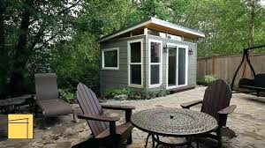 Prefab Office Shed Home