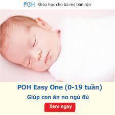 Phương pháp EASY và Luyện ngủ, Luyện ăn cho con thế nào cho đúng?