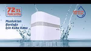 Aura Cebilon Silver Su Arıtma Cihazı ile Musluk Suyunu İçme Suyuna Çevirin  - YouTube