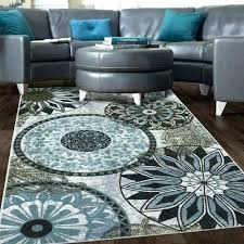 blue and tan area rugs comfortable aqua blue area rug brilliant details about new medallion nylon blue and tan area rugs