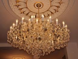 maria theresa chandelier 40 candle bulbs