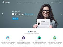 Wordpress Resume Theme Mesmerizing 48 Best Job Board WordPress Themes Plugins 48 AThemes