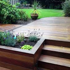 top 60 best backyard deck ideas wood