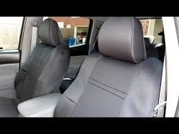 caltrend custom seat covers center row