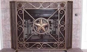 wrought iron fireplace screens incredible screen elegant doors and regarding 18
