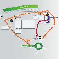 plans d accès École des mines de