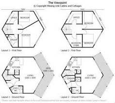 HexagonalRound House PlanHexagon House Plans
