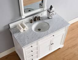single sink traditional bathroom vanities. Bathroom:Inch Bathroom Vanity Marvellous With Sink Chrome Light Right Side Antique White Left Double Single Traditional Vanities