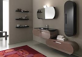 Luxury Contemporary Bathroom Accessories Design Ideas Picture