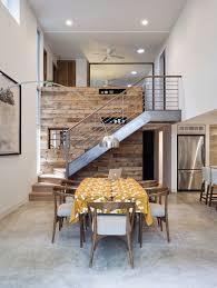 contemporary dining room by wakako tokunaga architecture