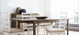 crate barrel furniture reviewslowe ivory leather. Dining Room, Bar \u0026 Kitchen Furniture | Crate And Barrel Go For Versatility With A Table That Can Do Cozy Two Or Expand To Make Room Crowd. Reviewslowe Ivory Leather R