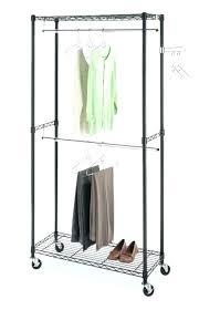 whitmor garment rack commercial grade steel supreme