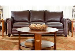 Living Room Brown Couch Inspiration Stickley Living Room Malden RF Sofa CL4848R Art Sample
