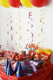 mickey mouse friends party ideas