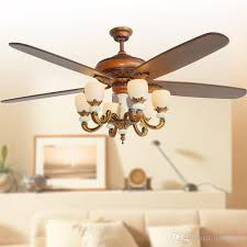 2018 2017 classic ceiling fans lights led 72 inches 183cm mahogany color five blades abs fans remote control indoor led ceiling fan 110v 240v from lightzone