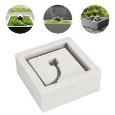 diy silicone concrete mold flower pot