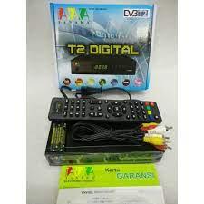 SET TOP BOX DVB T2 TV DIGITAL TANAKA MURAH GARANSI 1TH