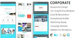 Outlook Templates Free Custom Email Newsletter Templates Outlook Template Microsoft