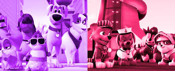is paw patrol or puppy dog pals the better dog cartoon for toddlers pas fatherly