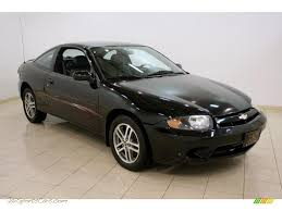 2004 Chevrolet Cavalier Coupe in Black - 220968 | Jax Sports Cars ...