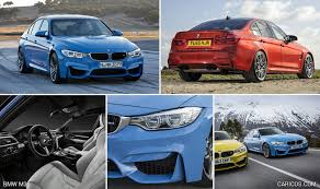 2016 BMW M3 30 Years Edition   Caricos.com