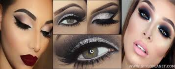 smokey eyes are now most trendy among trendy makeup looks