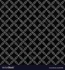 Criss Cross Pattern Cool Crisscross Pattern Royalty Free Vector Image VectorStock