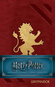 harry potter gryffindor ruled pocket journal 9781683833710 hr