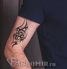 набор для создания тату кельтский узор купить в интернет магазине