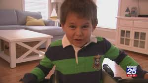 Family shares story of child's recovery from rare, polio-like illness
