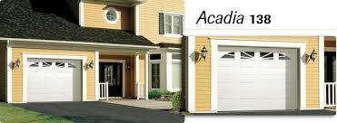 9 x 7 garage doorThe Acadia 138  Residential Garage Doors Manufacturers  Garaga