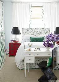small space office solutions. Office At The Foot Of Bed. Small Space Solutions E
