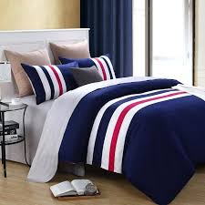 red and white bedding sets relaxing and beautiful blue white bedding sets intended for red duvet