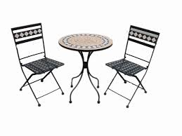 trendy small mosaic patio table home design small mosaic patio table s small round patio table