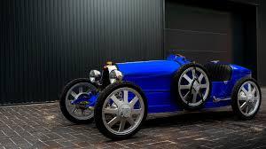 Bugatti veyron mansory empire edition 2013. Bugatti Baby Ii Type 35 Mini Replica Priced From 27 000 Auto Express