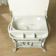 primo euro spa baby bathtub and changer combo reviews wayfair bath tub