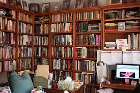 home library ideas home office. Probably Terrific Awesome Building A Bookshelf Into Wall Image Home Library Ideas Office