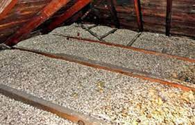Is There Asbestos Attic Insulation in Your House | Asbestos 123