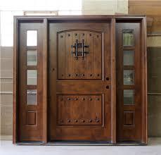 8 foot front doorSolid Wood Rustic Front Doors  How to Paint Rustic Front Doors
