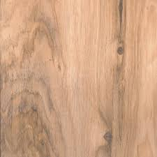trafficmaster natural pecan 7 mm thick x 7 2 3 in wide x 50 5 8 in length laminate flooring 24 17 sq ft case 45110 the home depot